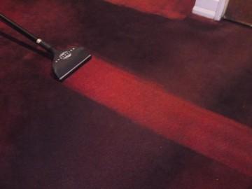 Restaurant business carpet cleaning