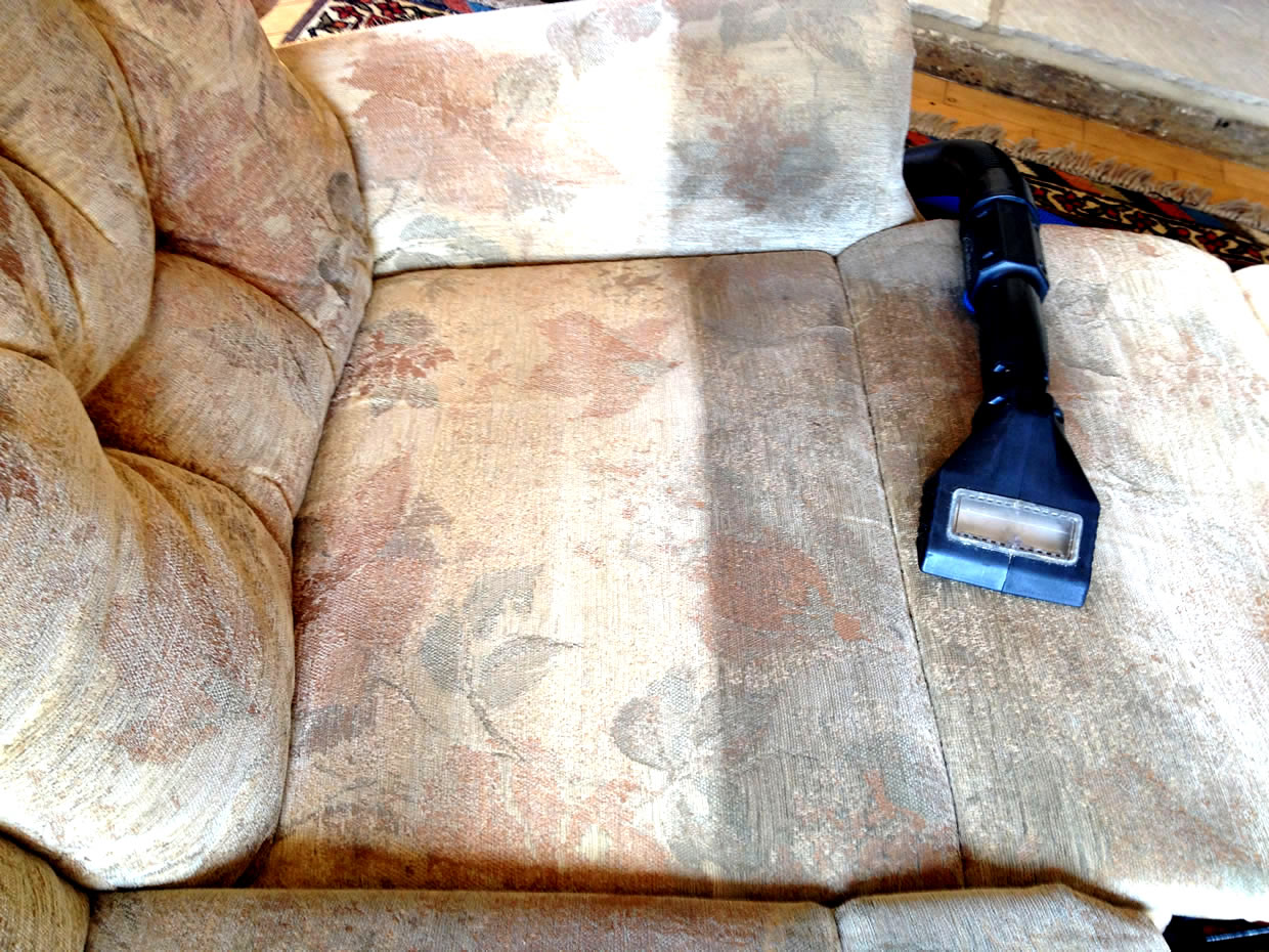 Clean N Restore Residential Upholstery Cleaning Service